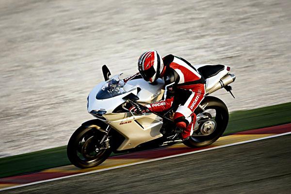 ducati 848 racing