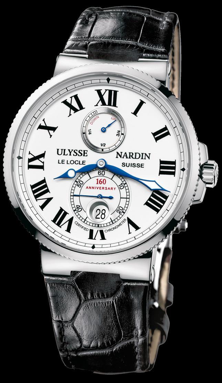 Ulysse Nardin Marine Chronometer Anniversary