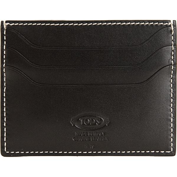 Tods Classic Card Holder