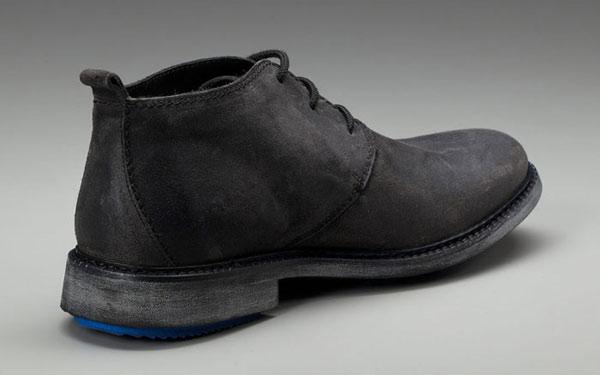 Italian Suede Desert Boots