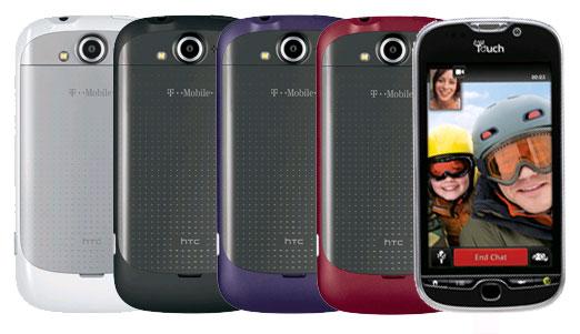 t mobile mytouch4g