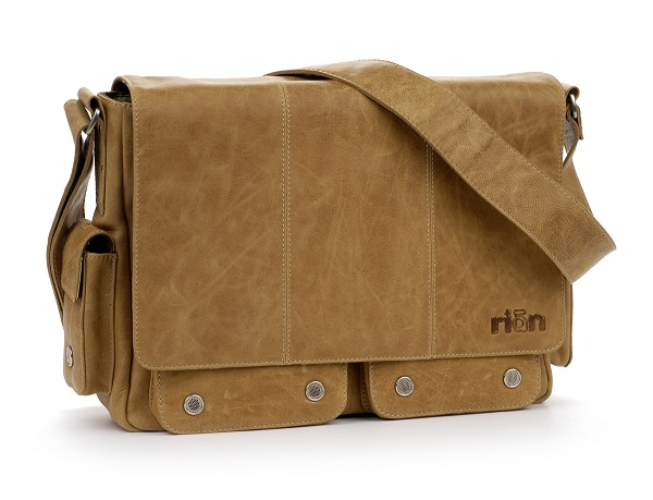 rian leather computer bag