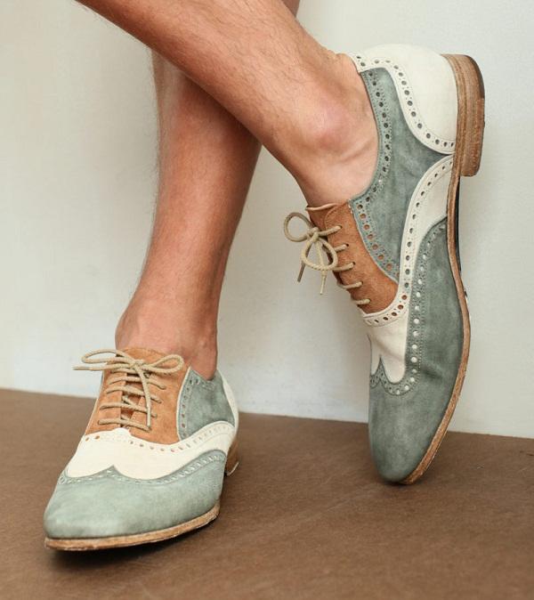 Antonio Maurizi casual dress shoes