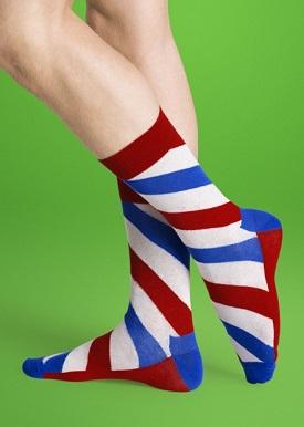 Bright Color Socks