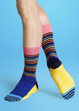 Colored Dress Socks