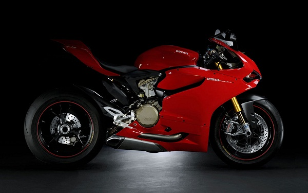 Ducati Superbike Motorcycle