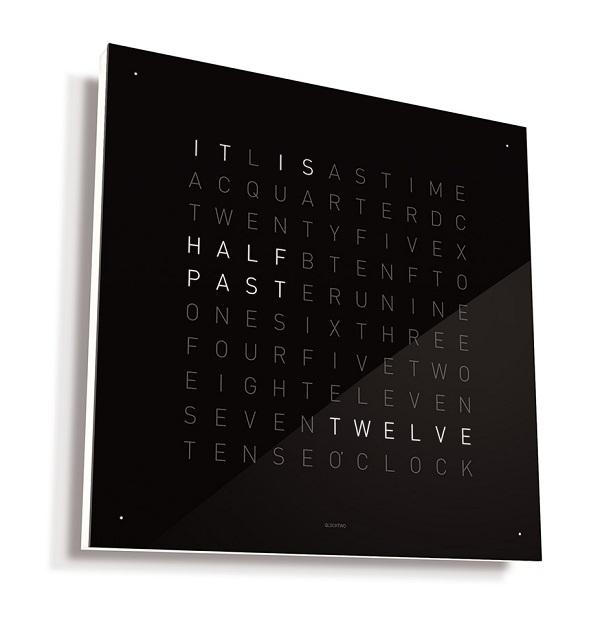 Modern Qlocktwo Clock