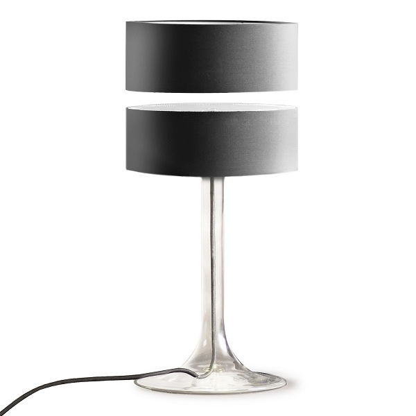 Eclipse floating lamp