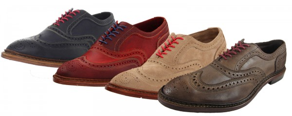 Dress Shoes With Red Laces