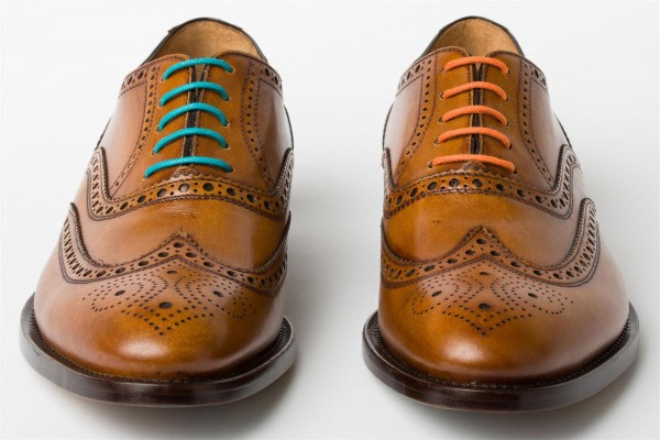 Dress Your Shoes with Colorful Laces - Splash of Color