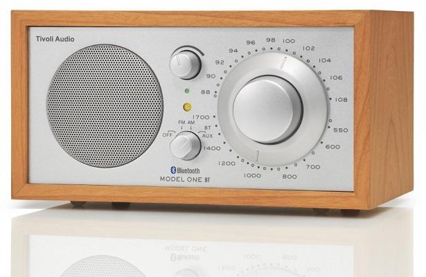 model one bluetooth AM FM Radio