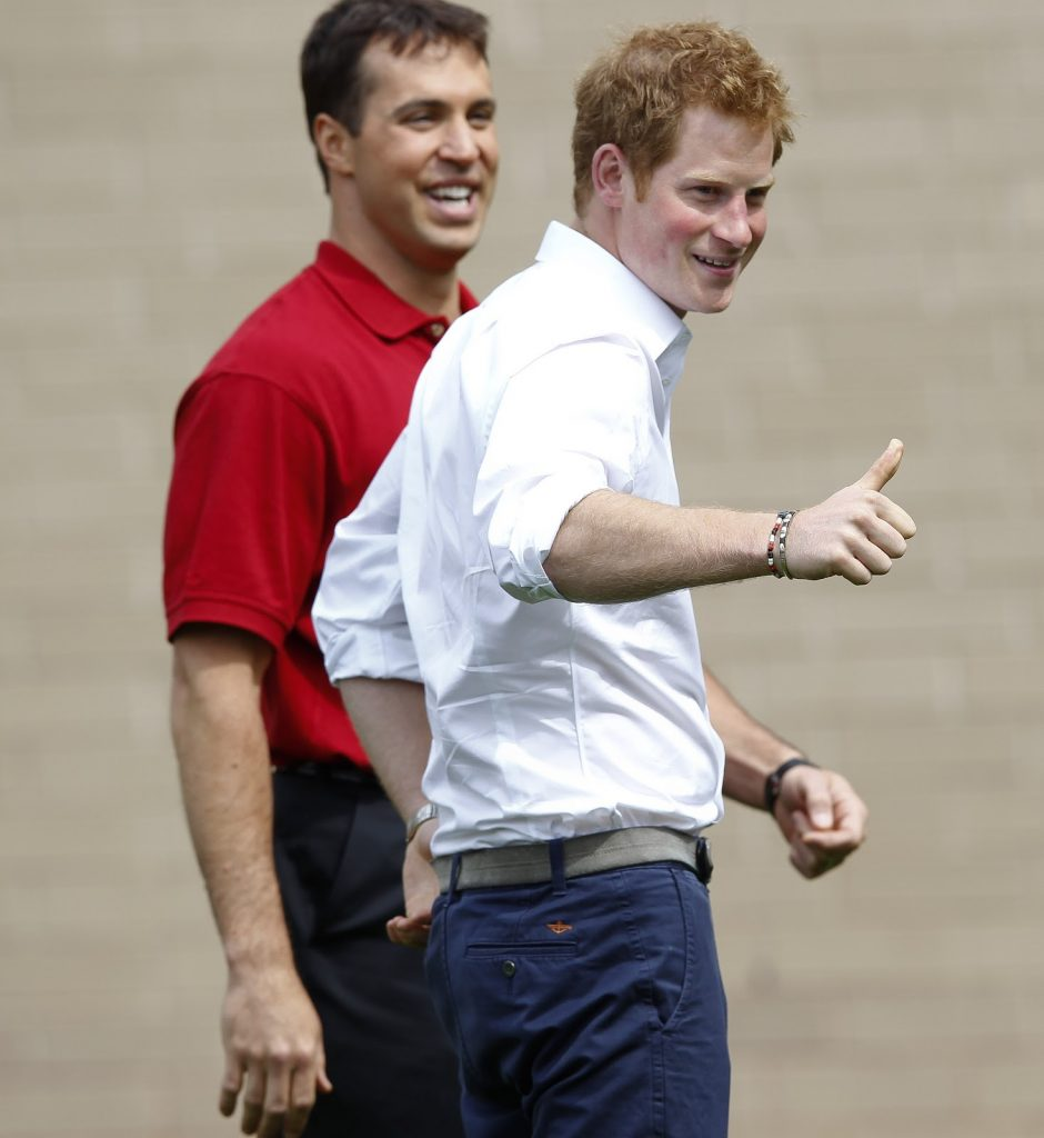 Prince Harry Pants